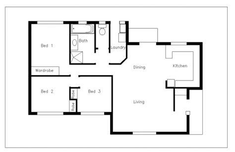 sle residential building autocad 2d plan house floor