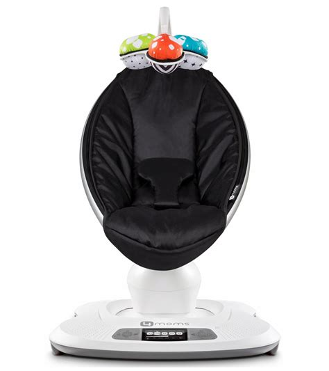 Mamaroo Chair by 4moms Mamaroo Infant Seat Black Classic