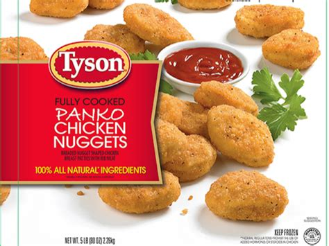 Ch Chicken Nugget 1 Kg tyson recalling more than 130 000 pounds of chicken nuggets theindychannel indianapolis in