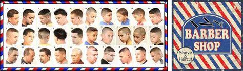 barbers hairstyle guide 6 wonderful barbershop black haircut styles harvardsol com