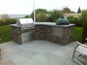 tranquil lowes outdoor kitchen of grey floor lowes
