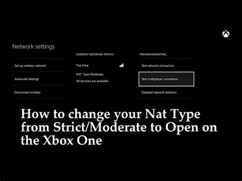 tutorial nat abierta xbox one fifa 16 online can t find opponent not possible to