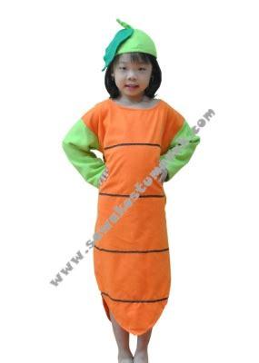 Sewa Kostum Costume Import kostum wortel kostum sayur carrot costume sewa
