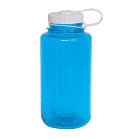 Nalgene Flask Blue nalgene blue 32 oz tritan wide bottle
