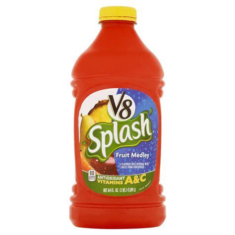 V8 Juice Detox by V8 Fusion Diet Plan