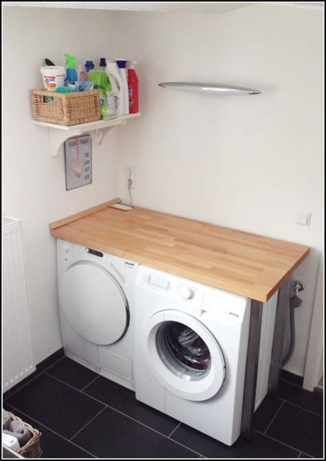 Waschmaschine Unter Arbeitsplatte by Waschmaschine Unter Arbeitsplatte Arbeitsplatte House