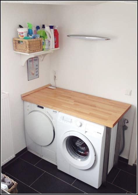 Waschmaschine Unter Arbeitsplatte   Arbeitsplatte : House
