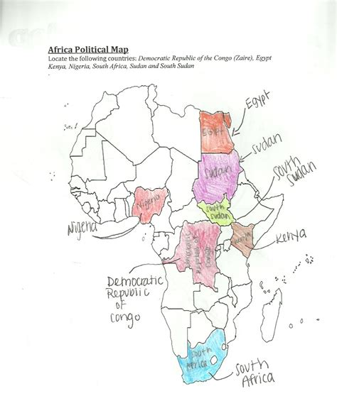 africa map 7th grade archives mr keener s classroom