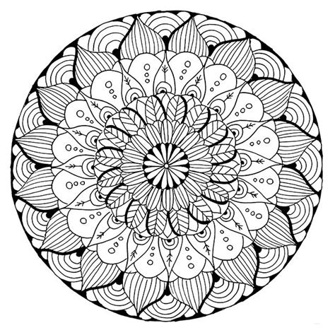 pumpkin mandala coloring pages 25 best ideas about mandala halloween on pinterest