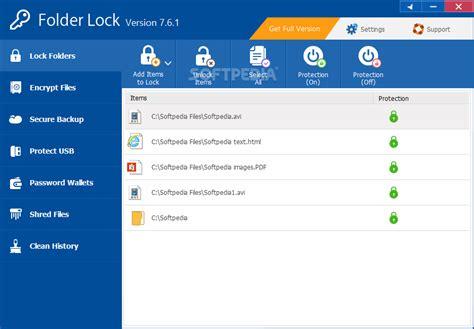 folder lock full version softpedia folder lock v 6 5 0 serials final englishdeutsch full