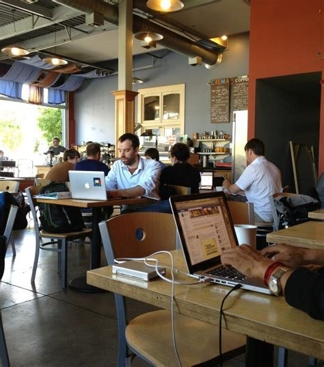 coffee shop design case study best places to study and work in portland oregon