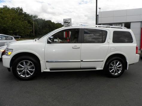 auto air conditioning service 2010 infiniti qx56 auto manual sell used 2010 infiniti qx56 loaded dvd nav camera 26 000 miles serviced in blauvelt new