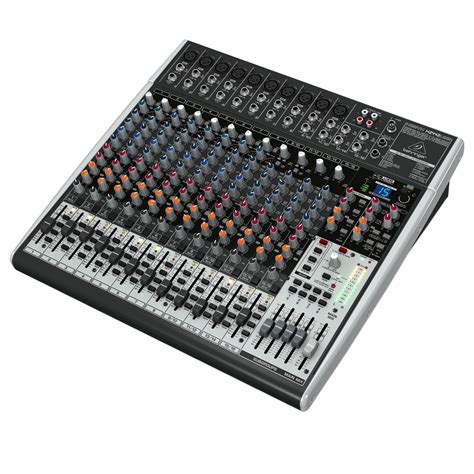 Mixer Xenyx behringer xenyx x2442usb mixer at gear4music