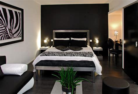 id馥 d馗o chambre noir et blanc davaus chambre a coucher moderne noir et blanc