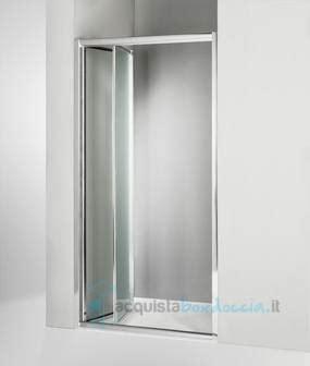 porta soffietto doccia porta doccia soffietto 80 cm opaco