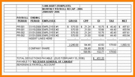 independent contractor pay stub template word excel format regarding