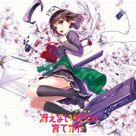 Saekano Saenai Heroine No Sodatekata 1 Japanese Light Novel saenai heroine no sodatekata anime cast staff visuals