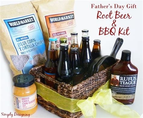 world market day father s day rootbeer and bbq kit worldmarket ad