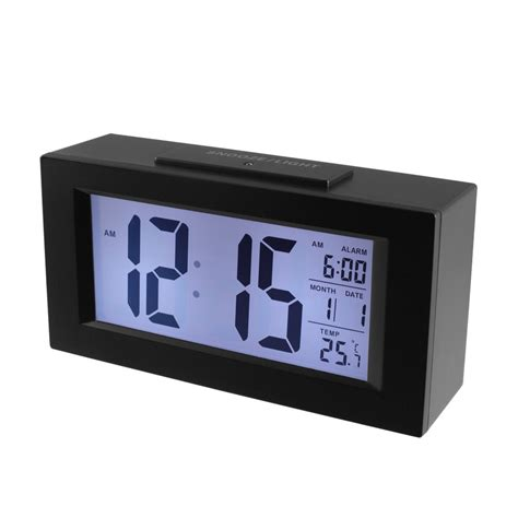 cool blue smiley face wall clock by artplaygifts delicate black cuboid led alarm clock