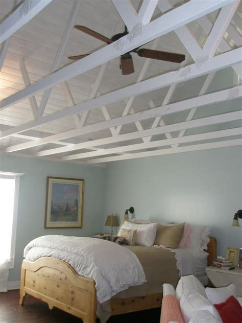 White Ceiling Beams Decorative by Calabasas Complete Remodel Xlart