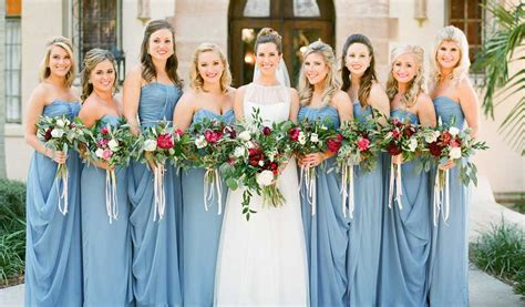 Calming Colors top 10 fall wedding colors from pantone for 2016 tulle