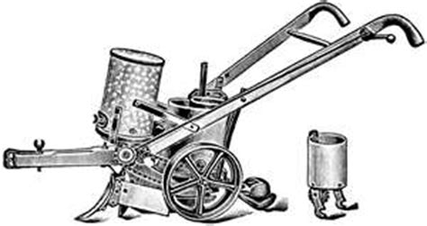 Henry Blair Corn Planter by Other Inventions Technology Of The Time