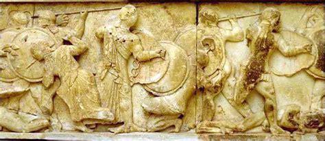 E M O R Y Treasury 77emo622 sculptures siphnian treasury frieze