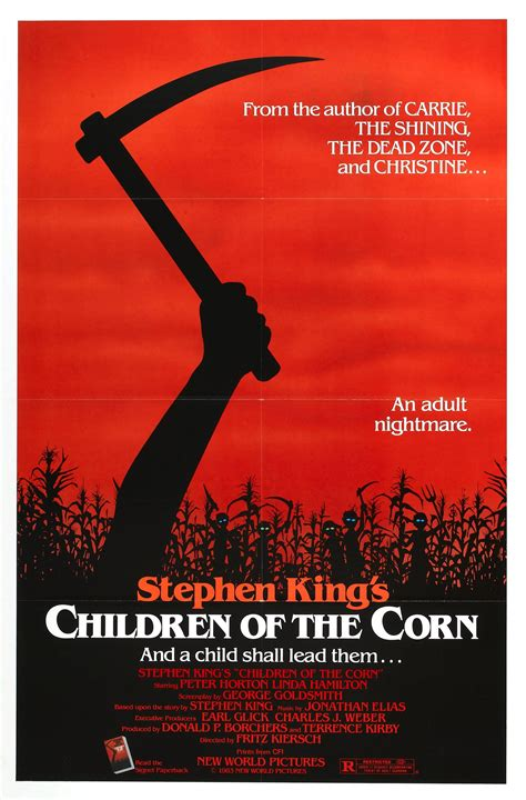 Children Of The children of the corn 1984 review the wolfman cometh