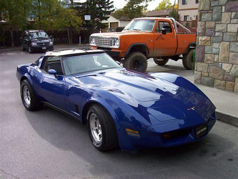 1981 corvette specs 1981 chevrolet corvette pictures cargurus