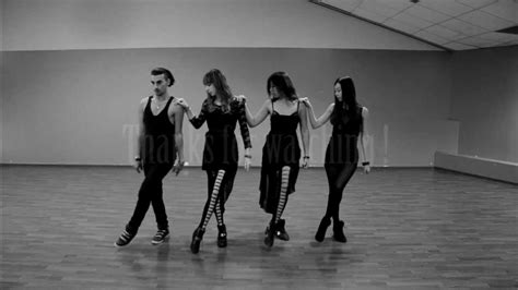 dance tutorial alone sistar sistar alone mirrored dance cover aja crew youtube
