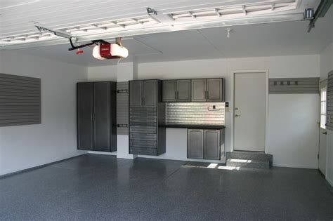 Garage Workbench Designs custom garage cabinets modern shed chicago by pro