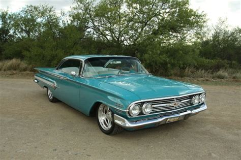 pictures of 1960 chevy impala this 1960 chevy impala packs a 348 a 700 r4 and