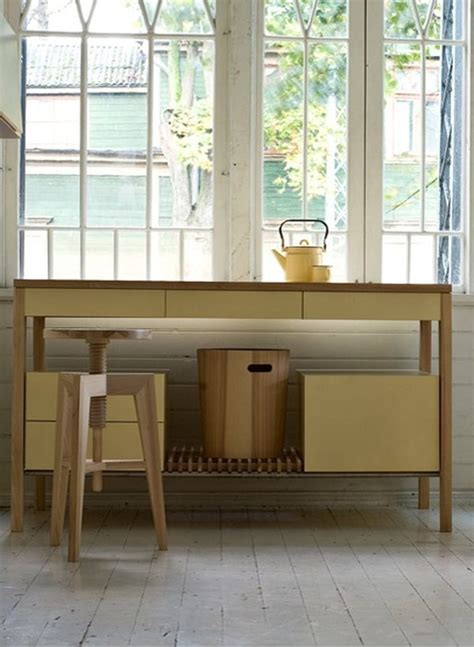 free standing kitchen bench simple and functional freestanding kitchen table