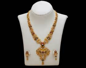 Designs With Price Gold Necklace Designs With Price Nathella Collections