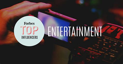 top entertainment top influencers of 2017 entertainment