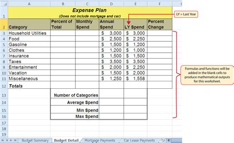 How To Set Up An Excel Spreadsheet For Accounts by How To Set Up Excel Spreadsheet For Bills Buff