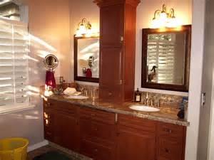 bathroom countertop storage countertops cabinets master ideas