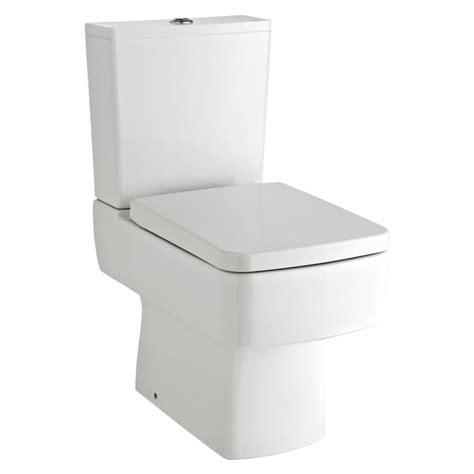 square toilet esq modern square toilet pan cistern and seat white