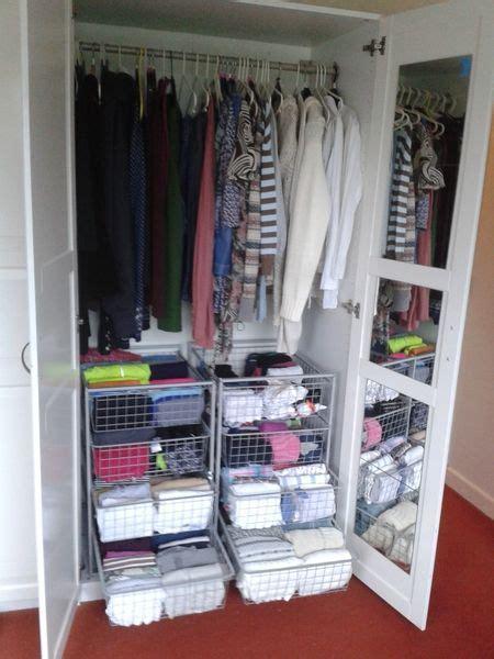 konmari method closet       length