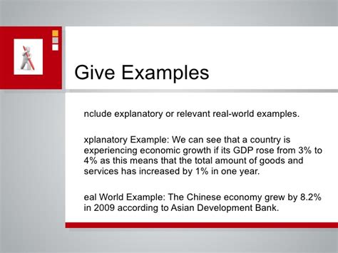 define biography and give exles how to write the ib economics exam evaluation