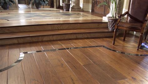 Wide Plank Distressed Hardwood Flooring Distressed Plank Flooring Alyssamyers