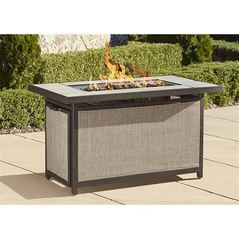 rectangle gas pit table rectangle propane pit table 100 images propane