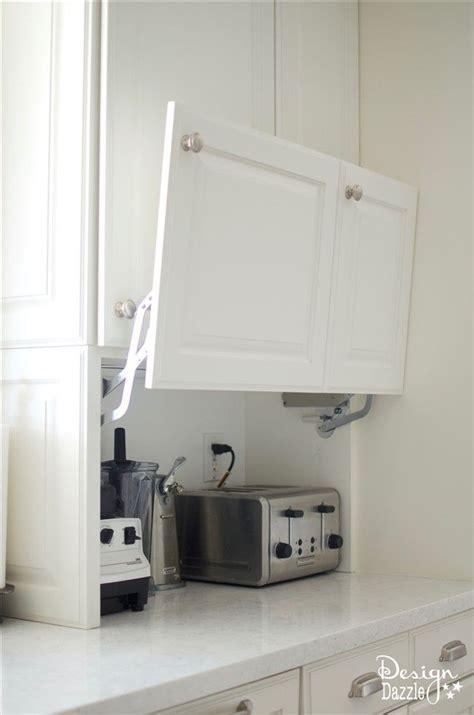 cabinet that hides appliances favorite kitchens pinterest best 25 kitchen renovations ideas on pinterest gray