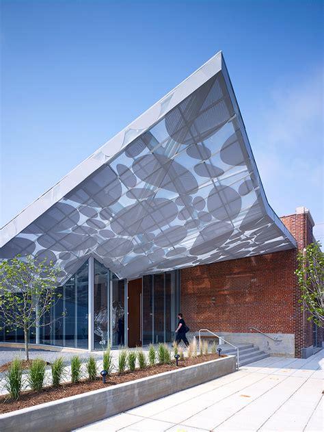 modern canopy brooks scarpa contemporary art museum raleigh