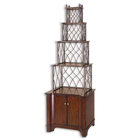 Etagere Uttermost by Homecomforts Uttermost Dayton Etagere Free Shipping