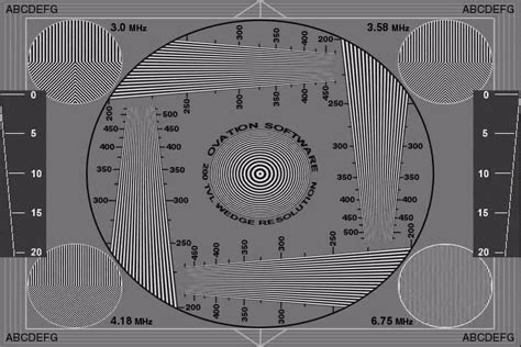 test pattern dvd image quality between vcd and dvd videohelp forum