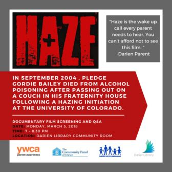 frat house documentary parents mature high school students invited to see haze documentary on binge