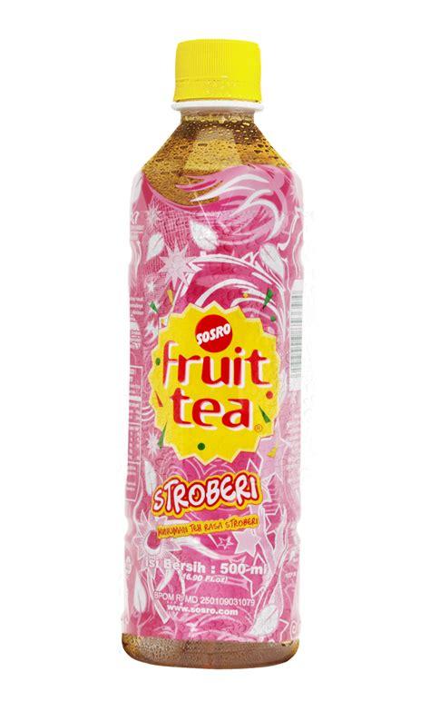 foto produk sosro fruit tea  ml agen
