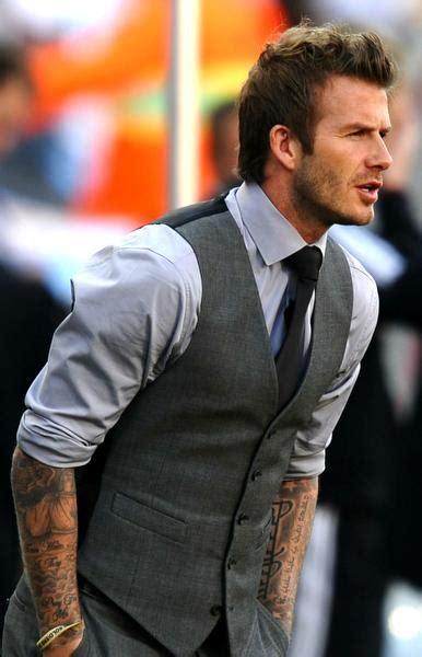 Style David Beckham by David Beckham Style Na Panowie Z Klasą Zszywka Pl