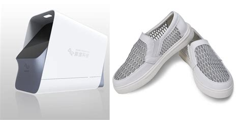 Online 3d Design Tools chinese company launches first 3d foot scanner along with